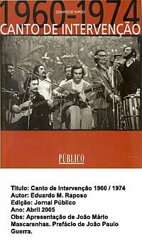Canto de Intervenção 1960-1974